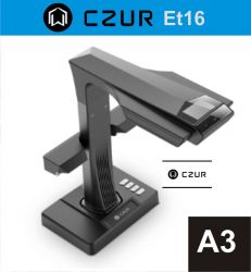 CZUR ET16 PLUS - A3